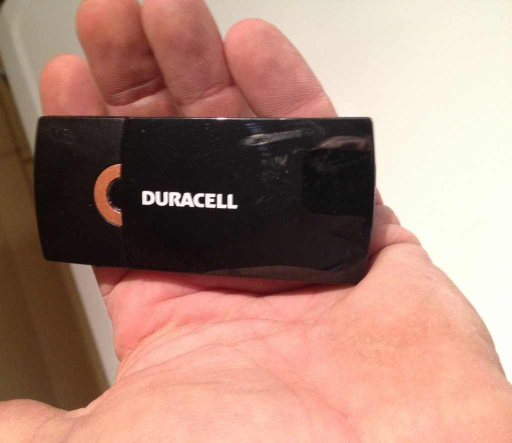 Duracell Backup Power