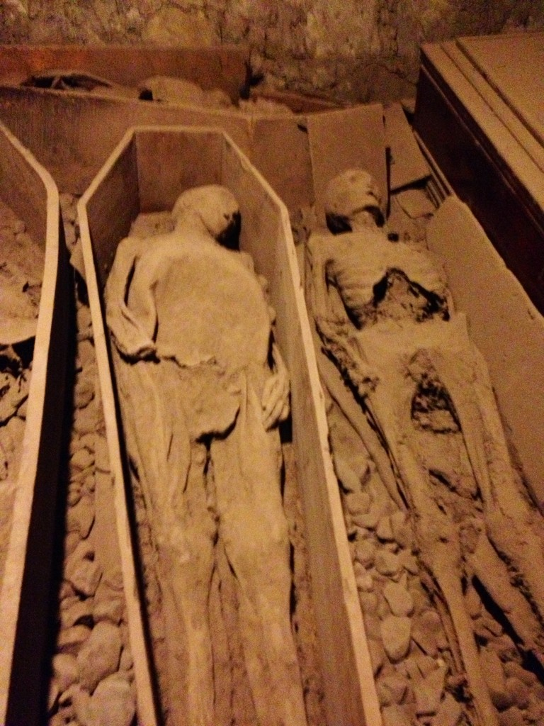 Mummies in Dublin